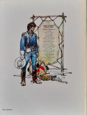 Verso de Blueberry -6b1980- L'homme à l'étoile d'argent