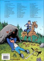 Verso de Les tuniques Bleues -5b2008- Les déserteurs