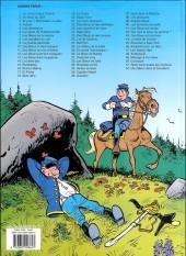Verso de Les tuniques Bleues -7d2009- Les bleus de la marine