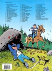 Verso de Les tuniques Bleues -12c2009- Les Bleus tournent cosaques