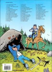 Verso de Les tuniques Bleues -13b2006- Les bleus dans la gadoue
