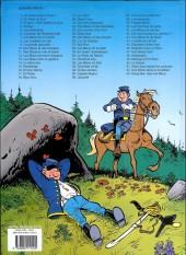 Verso de Les tuniques Bleues -23b2010- Les cousins d'en face