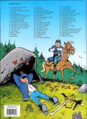 Verso de Les tuniques Bleues -26b2011- L'Or du Québec