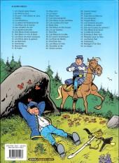 Verso de Les tuniques Bleues -28a2007- Les bleus de la balle