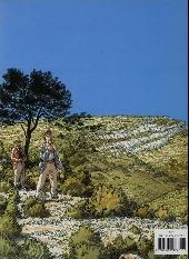 Verso de L'eau des collines -1- Jean de Florette