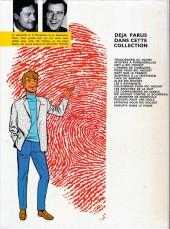 Verso de Ric Hochet -2a1974- Mystère à porquerolles