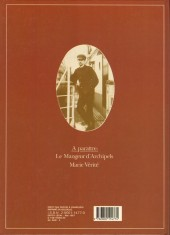 Verso de Théodore Poussin -1- Capitaine Steene