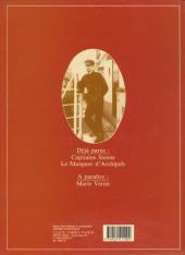 Verso de Théodore Poussin -2- Le Mangeur d'Archipels