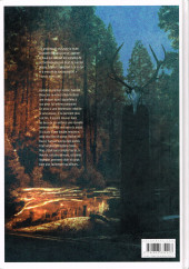 Verso de Melvile -1- L'histoire de Samuel Beauclair