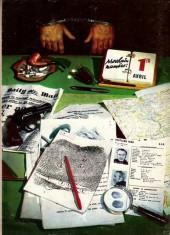Verso de Scotland Yard (Impéria) -1- Trop de suspects