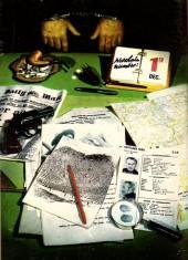 Verso de Scotland Yard (Impéria) -9- Meurtre... sans victime
