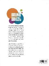 Verso de Bruno Brazil -INT1- Intégrale 1
