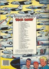Verso de Buck Danny -5c1983- Dans les griffes du Dragon Noir
