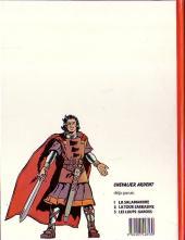 Verso de Chevalier Ardent (Rijperman et autres) -4ES- Les Loups-Garous