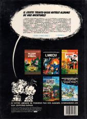 Verso de Spirou et Fantasio -28a1984- Kodo le tyran