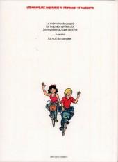 Verso de Fripounet et Marisette (Les nouvelles aventures de) -3- Le mystère du clair de lune
