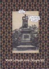 Verso de Extraits naturels de carnets - Extraits Naturels de Carnet - Numéro spécial Decazeville