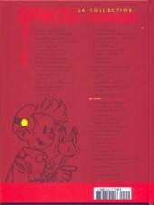 Verso de Spirou et Fantasio - La collection (Cobra) -35- Virus