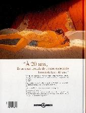 Verso de Une nuit à Rome -2- Tome 2
