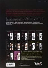 Verso de Féminisation -3- Le doigt sur la couture