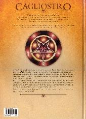 Verso de Cagliostro -1- Pacte avec le Diable
