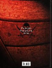 Verso de Barracuda (Jérémy) -4- Révoltes