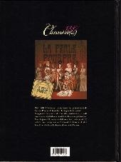 Verso de Chimère(s) 1887 -3- La furie de Saint-Lazare