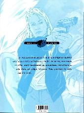 Verso de Bleu Lézard -5- L'alliance du crocodile