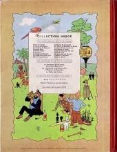 Verso de Tintin (Historique) -2B24- Tintin au congo