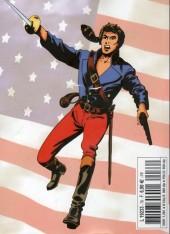 Verso de Capt'ain Swing! (2e série - Mon Journal) -Rec76- Album N°76 (du n°228 au n°230)