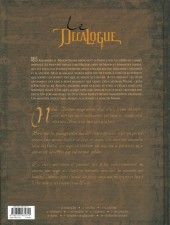 Verso de Le décalogue -8a- Nahik