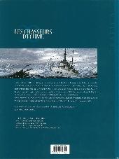 Verso de Les chasseurs d'écume -3- 1913, le patron de pêche