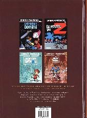 Verso de Spirou et Fantasio -6- (Int. Dupuis 2) -14- 1984-1987