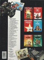 Verso de Spirou et Fantasio -33a1993- Virus