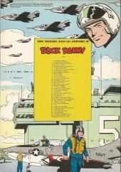 Verso de Buck Danny -13c1978- Un avion n'est pas rentré