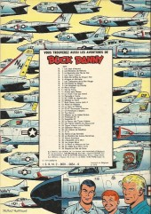 Verso de Buck Danny -17c1979- Buck Danny contre Lady X