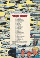 Verso de Buck Danny -20b1980- S.O.S. soucoupes volantes !