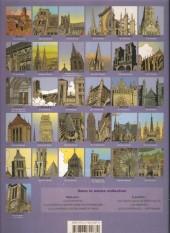 Verso de Des Monuments et des Hommes -4- Cathédrales, l'art français.