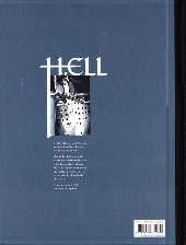 Verso de H.ELL -1TL- La Mort, sous toutes les formes