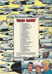 Verso de Buck Danny -23b1980a- Mission vers la vallée perdue