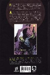 Verso de B.P.R.D. - L'Enfer sur Terre -1- Dieux et Monstres