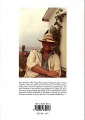 Verso de (AUT) Pratt, Hugo - Je me souviens de Pratt, conversations à Malamocco