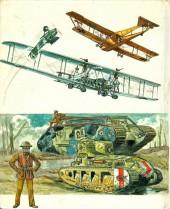 Verso de (AUT) Funcken -U6 1- L'uniforme et les armes des soldats de la guerre 1914-1918 (1)
