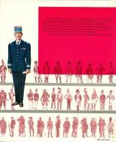 Verso de (AUT) Funcken -U1 2- Le costume et les armes des soldats de tous les temps - De Frédéric II à nos jours
