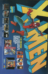 Verso de 2099 Unlimited (Marvel comics - 1993) -2- Thirty mile mall