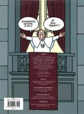 Verso de Le chat -18- La Bible selon le Chat