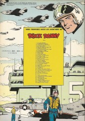 Verso de Buck Danny -37a1977- Le pilote au masque de cuir