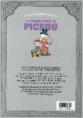 Verso de La grande Épopée de Picsou -3- Tome III - Le fils du soleil et autres histoires