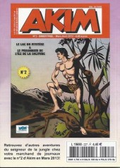Verso de Capt'ain Swing! (2e série - Mon Journal) -227- Par le plomb, le feu et la corde...