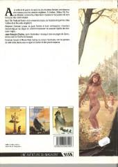 Verso de Les pionniers du Nouveau Monde -3a87a- le champ d'en haut